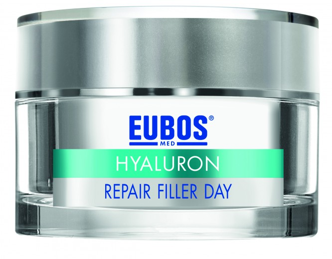 Eubos Med Anti Age Hyaluron Repair Filler dnevna krema, 50 ml