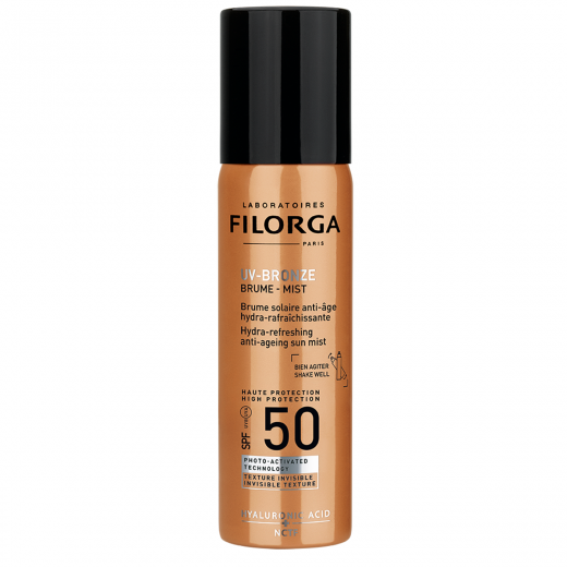 Filorga UV Bronze Mist – ZF 50+, 60 ml