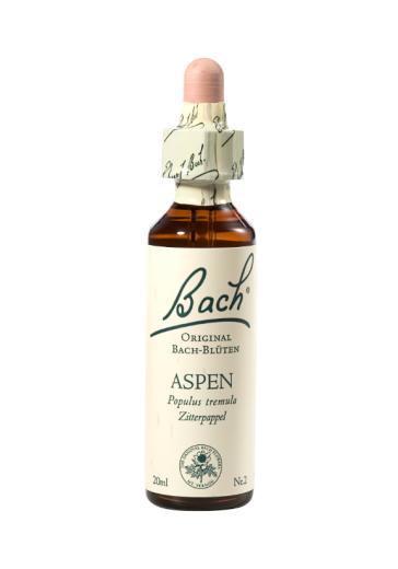 Bach Aspen, kapljice št. 2 - trepetlika, 20 ml