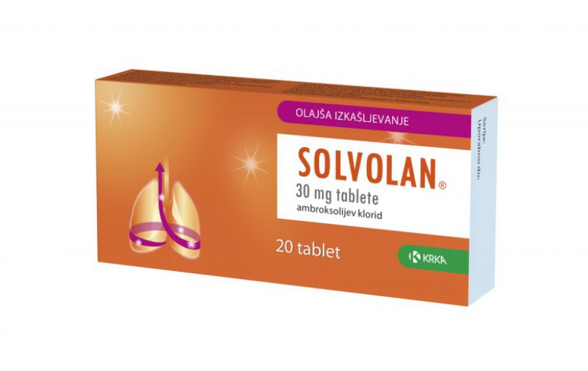 Solvolan 30 mg, 20 tablet