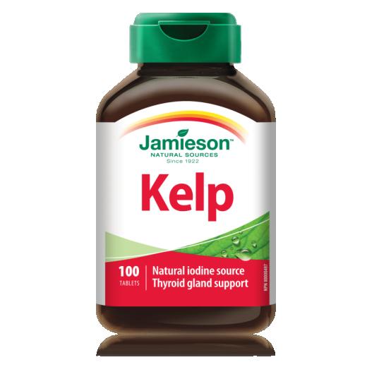 Jamieson Kelp, 100 tablet