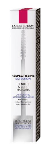 La Roche-Posay Respectissime Extension, maskara, 8,4 ml