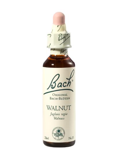 Bach Walnut, kapljice št. 33 - oreh, 20 ml