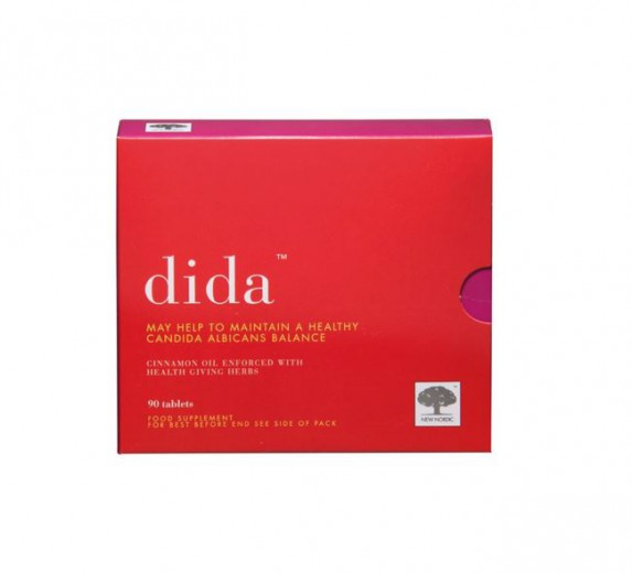 New Nordic Dida, 90 tablet