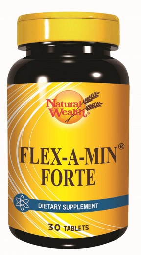 Natural Wealth Flex-A-Min Forte, 30 tablet