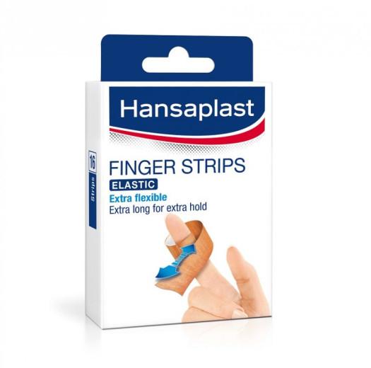 Hansaplast Elastic, elastični obliži za prste, 16 obližev