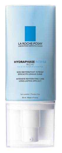 La Roche-Posay Hydraphase Intense Riche, intenzivno vlažilna krema, 50 ml