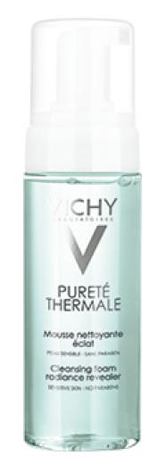 Vichy Purete Thermale, pena za čiščenje občutljive kože obraza, 150 ml