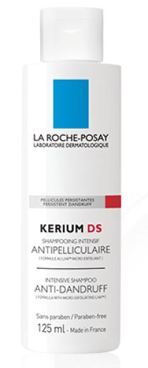 La Roche-Posay Kerium DS, šampon proti prhljaju, 125 ml