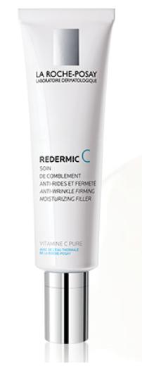 La Roche-Posay Redermic C, krema za suho kožo, 40 ml