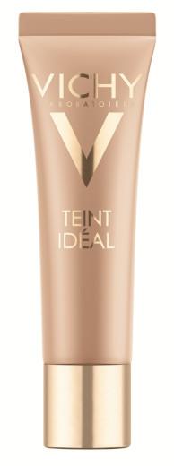 Vichy Teint Ideal, tekoči kremni puder za suho kožo - 35, 30 ml