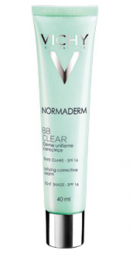 Vichy Normaderm, BB Clear krema - Medium, ZF16, 40 ml