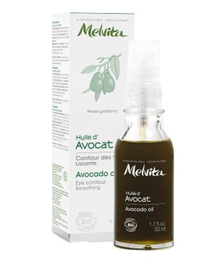 Melvita Avokadovo olje, nega kože okrog oči, 50 ml