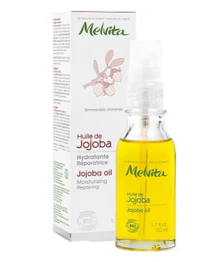 Melvita Jojobino olje za obraz in telo, 50 ml
