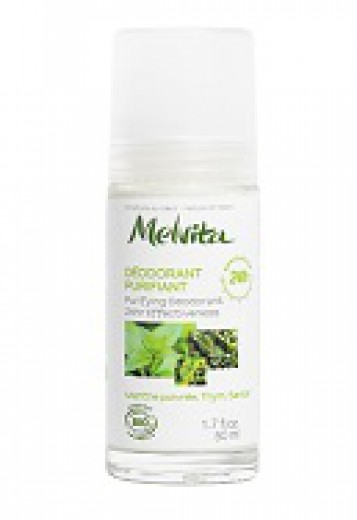 Melvita dezodorant 24 ur, 50 ml