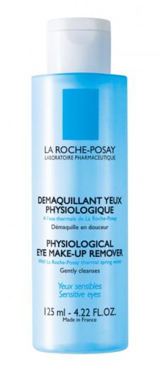 La Roche-Posay Physiological, odstranjevalec ličil, 125 ml