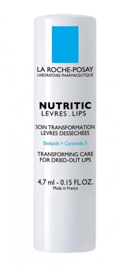 La Roche-Posay Nutritic Levres, nega za ustnice, 4,7 ml