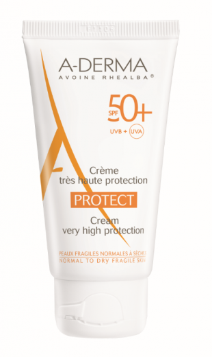 A-Derma Protect krema - ZF 50+, 40 ml