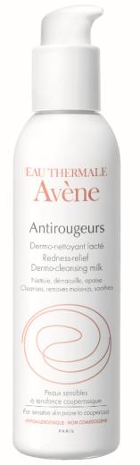 Avene Antirougeurs mleko za čiščenje, 300 ml