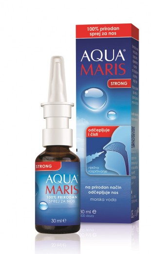 Aqua Maris Strong, pršilo za nos, 30 ml
