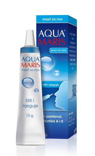 Aqua Maris, mazilo za nos, 10 g