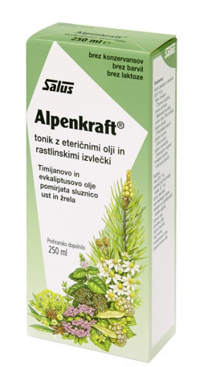 Alpenkraft, tonik, 250 ml