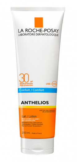 La Roche-Posay Anthelios Comfort, mleko - ZF 30, 250 ml