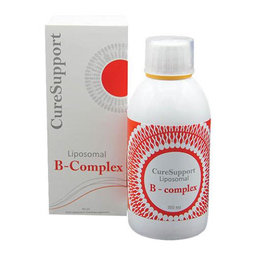CureSupport Liposomalni B-kompleks, 150 ml
