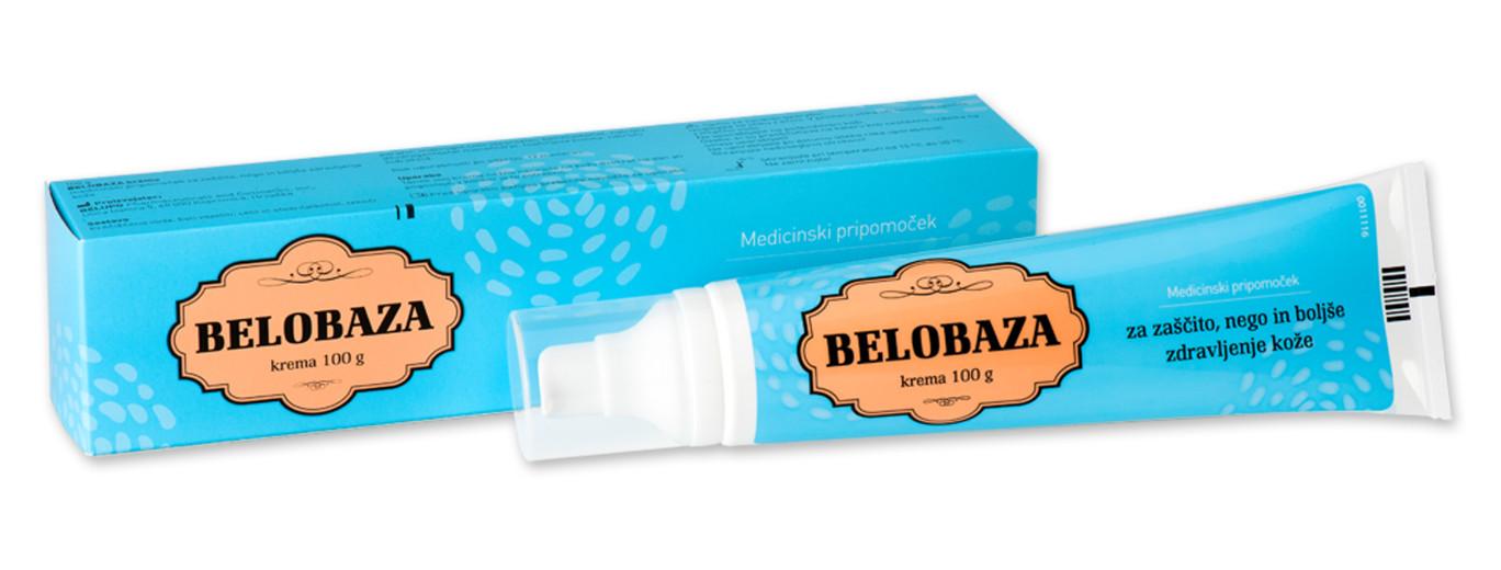 Belobaza krema, 100 g