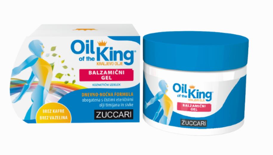 Oil of the King - Kraljevo olje, balzamični gel, 50 ml