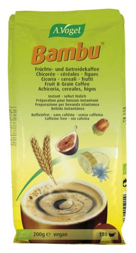 A. Vogel Bambu, instant žitna kava - vrečka 200 g