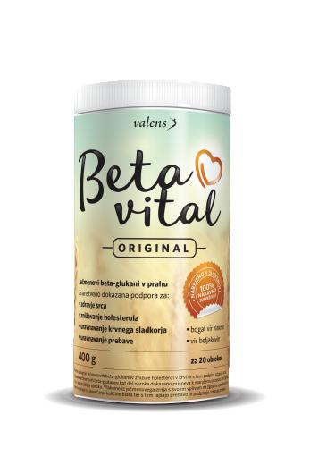 Beta Vital Original Ječmenovi Beta-Glukani, prah 400 g