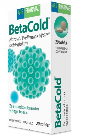 BetaCold, 20 tablet
