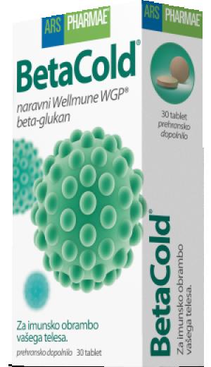 BetaCold, 30 tablet