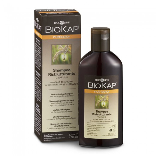 Biokap, šampon za barvane lase, 200 ml