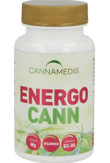 Cannamedis, Energo Cann, 60 kapsul