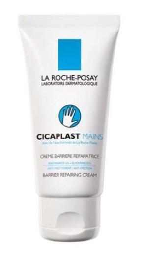 La Roche-Posay Cicaplast, krema za roke, 50 ml