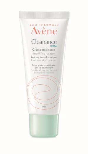 Avene Cleanance Hydra, pomirjajoča krema, 40 ml