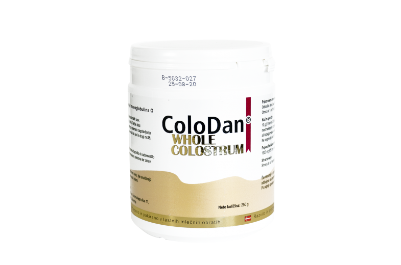 ColoDan Kolostrum v prahu, 250 g