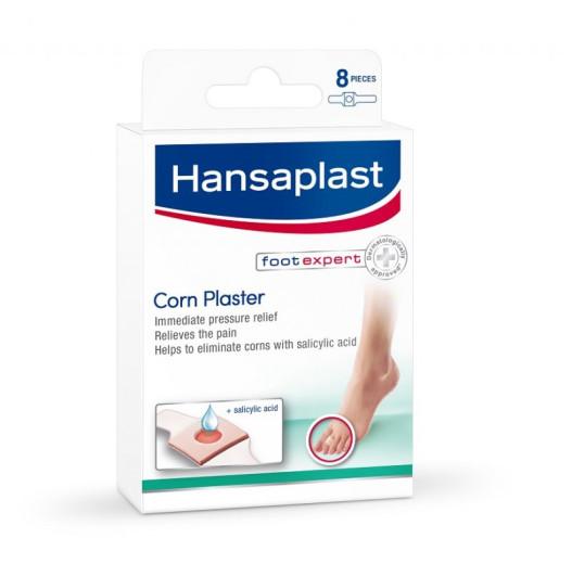 Hansaplast Corn Plaster, obliži za kurja očesa, 8 obližev