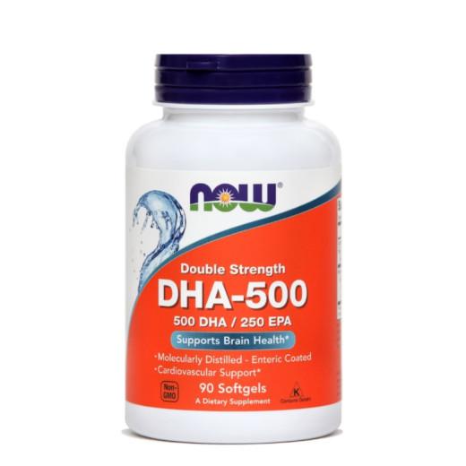 Now DHK 500 mg, 90 mehkih kapsul