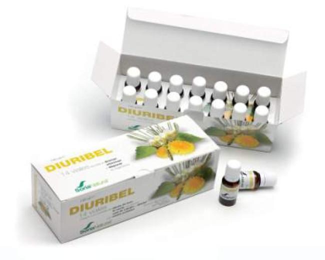 Soria Natural Diuribel, 14 stekleničk