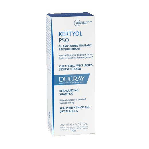 Ducray Kertyol P.S.O. šampon, 200 ml