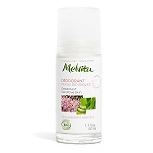 Melvita dezodorant za občutljivo kožo, 50 ml