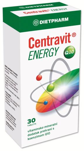 DietPharm Centravit Energy, 30 tablet