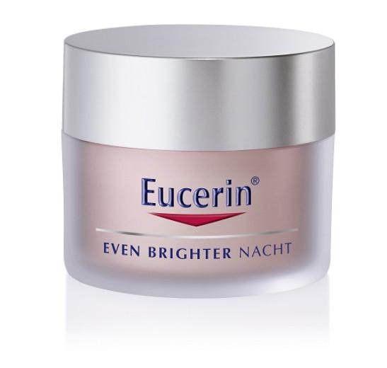 Eucerin EvenBrighter, nočna nega proti pigmentnim madežem, 50 ml