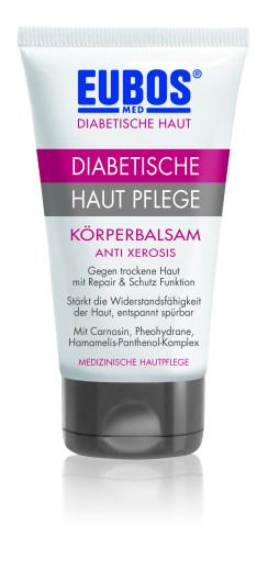 Eubos Med Diabetische balzam za telo, 150 ml