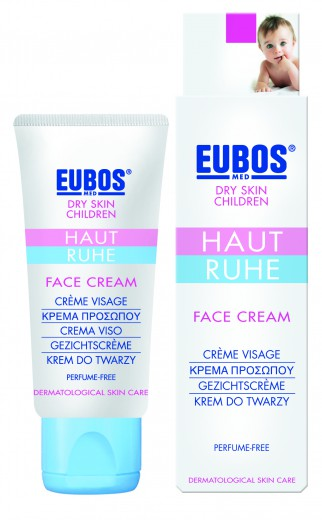 Eubos Med Haut Ruhe otroška krema za obraz, 30 ml