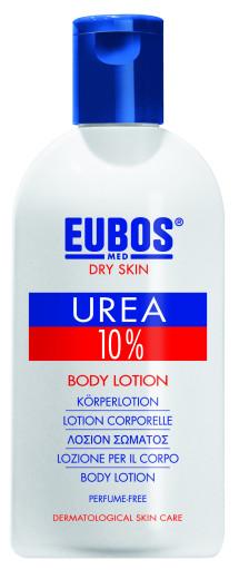 Eubos Urea 10% losjon za telo, 200 ml