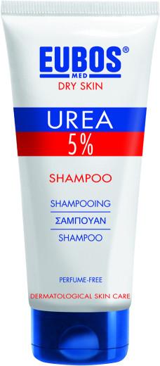 Eubos 5% Urea šampon, 200 ml